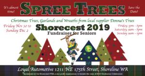 Spree Trees @ Loyal Automotive | Shoreline | Washington | United States