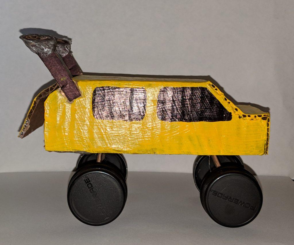 """""""Ethan Car"""" by Ethan Saito *"""