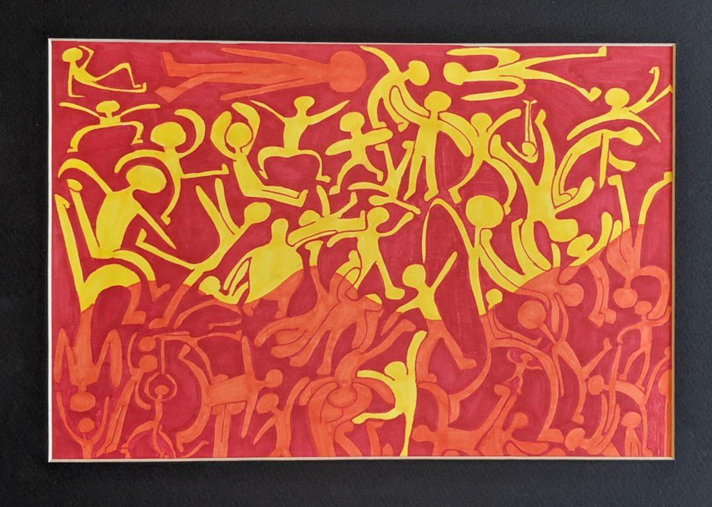 """""""Yang & Yin"""" by Dante Jigamian"""